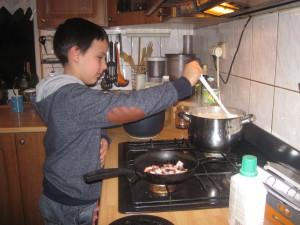 Ako varím halušky